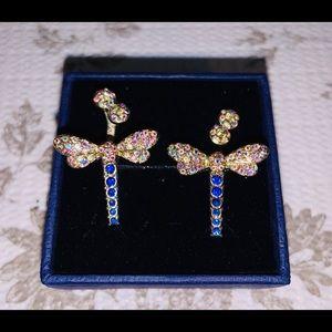 Unique Earrings by Betsey Johnson